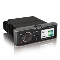 Fusion Ms-UD750 marine stereo with Uni-dock Ipod and android dock
