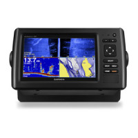 Garmin echoMAP CHIRP 75sv GPS Fishfinder with DownVu SideVu