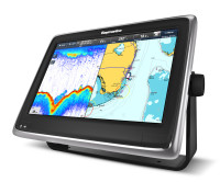 Raymarine a97 9 inch gps/fish finder combo