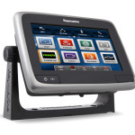 Raymarine a75 touch screen mfd