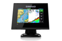 Simrad GO5 XSE 5 Touch Combo GPS FishFinder