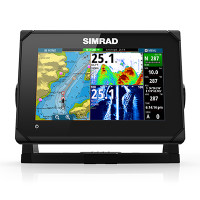 Simrad GO7 XSE 7 Touch Combo GPS FishFinder