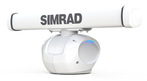 Simrad Halo 3 radar scanner