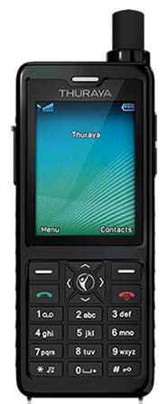 Thuraya XT Pro satellite phone handset