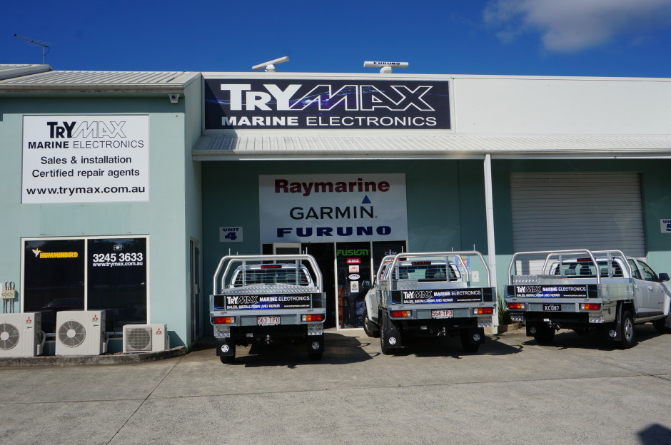Trymax Showroom and Workshop