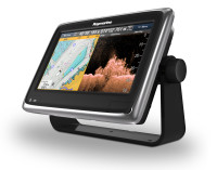 Raymarine a98 9 inch gps/fish finder with downvision